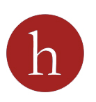 Logo h rouge
